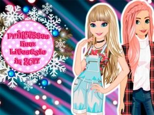 2017 Yılında Prenseslerin YaşamTarzı oyunu