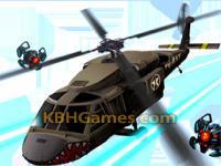 Saldırı Helikopteri oyunu