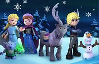 Karlar Ülkesi Sihirli Kuzey Işıkları oyunu