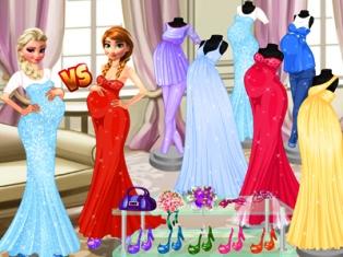 Hamile Prenses Modası oyunu