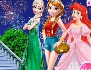 Prensesler 2017 Trendi oyunu