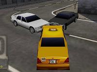 Ticari Taksi 3D oyunu