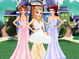 Prensesler Top 10 oyunu