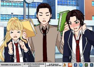 Manga Okul Günleri oyunu
