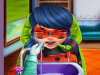 Uğur Böceği Dişçi Doktorunda oyunu