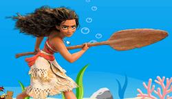 Moana Balık Tutma