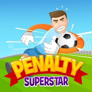 Süper Golcüler Penaltı oyunu