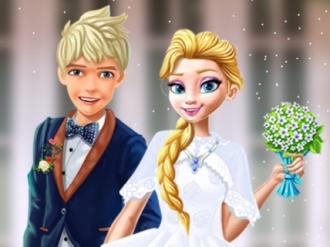 Prenses Elsanın Rüya Düğünü