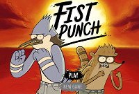 Regular Show Fist Punch oyunu