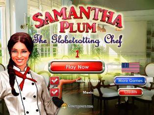 Samantha Plum oyunu