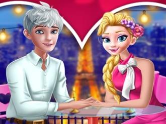 Sevgililer Günü Romantik Buluşma