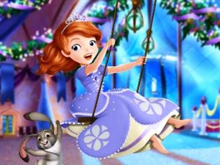 Sofia Tatlı Prenses oyunu
