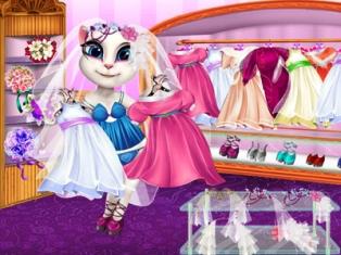 Tatlı Angie Fashion oyunu