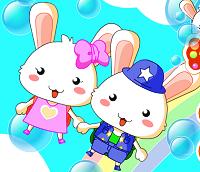 Akıllı Tavşan Momo oyunu
