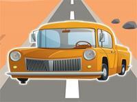 Trafik Yarışçısı oyunu