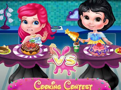 Yemek Yarışması oyunu