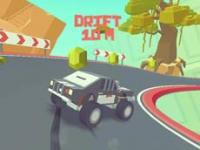 3D Yarışçı Skyroads oyunu