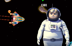 Hayri Uzayda Oyunu oyunu