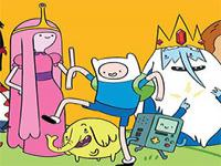 Adventure Time Element Gücü oyunu
