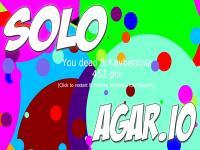 Agar.io Solo oyunu