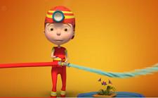 Aslan TRT Çocuk oyunu