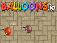 Balloons.io oyunu