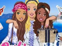 Barbie Yunanistan Tatili