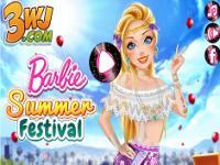 Barbi Yaz Festivali oyunu