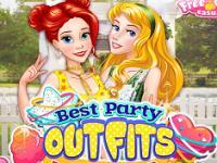 Prensesler Parti Elbiseleri