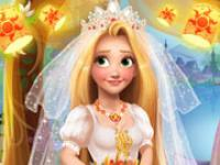 Rapunzel Düğün Modası oyunu