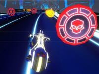 Yarışçı Motor oyunu