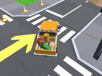 Kargo Taşıyıcısı Poli oyunu