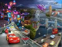 Arabalar 3 Puzzle
