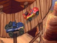 Arabalar 3 Offroad oyunu