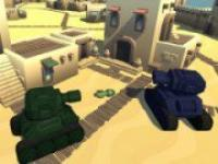 Oyuncak Tanklar oyunu