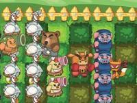Zombiler ve Hayvanlar oyunu
