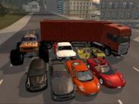 Şehir Yarışçıları 3D oyunu