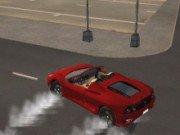 3D Şehir Sürücüsü
