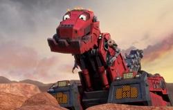 Dinozor Makineler oyunu