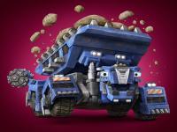 Dinozor Makineler Ton Ton Oyunu oyunu