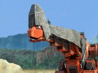 Dinozor Makineler Skya oyunu