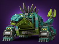 Dinozor Makineler Garby oyunu