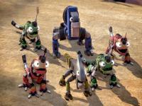Dinozor Makineler Dinotrux oyunu