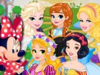 Disney Kahramanları oyunu