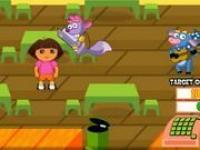 Dora Cafe İşletme oyunu