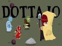 Dotta.io oyunu