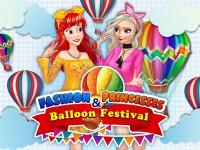 Prensesler Kapadokya Gezisi oyunu