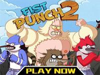 Regular Show Yumruk Dövüşü 2 oyunu