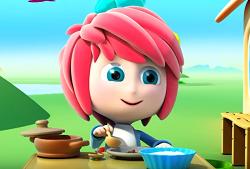 Hapşuu TRT Çocuk oyunu