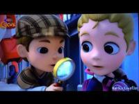 Harika Hanatlar Küçük Dedektif oyunu